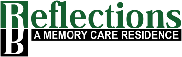 Reflections Memory Care logo
